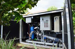 Custom Built Quiet-Shadow Series Hybrid Pumping Stations